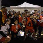 अल्गार्भ एनआरएनएको फुटबल सम्पन्न, हिमालय गोर्खाको पोल्टामा कप
