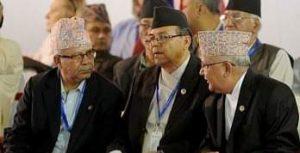 एमाले अध्यक्ष ओली र वरिष्ठ नेता नेपालबीच वार्ताको तयारी