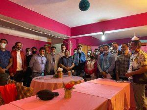 प्रवासी नेपाली एकता मंच पोर्चुगलद्वारा क्षेत्रीय समिति विस्तार,अध्यक्षमा नविन खड्का चयन